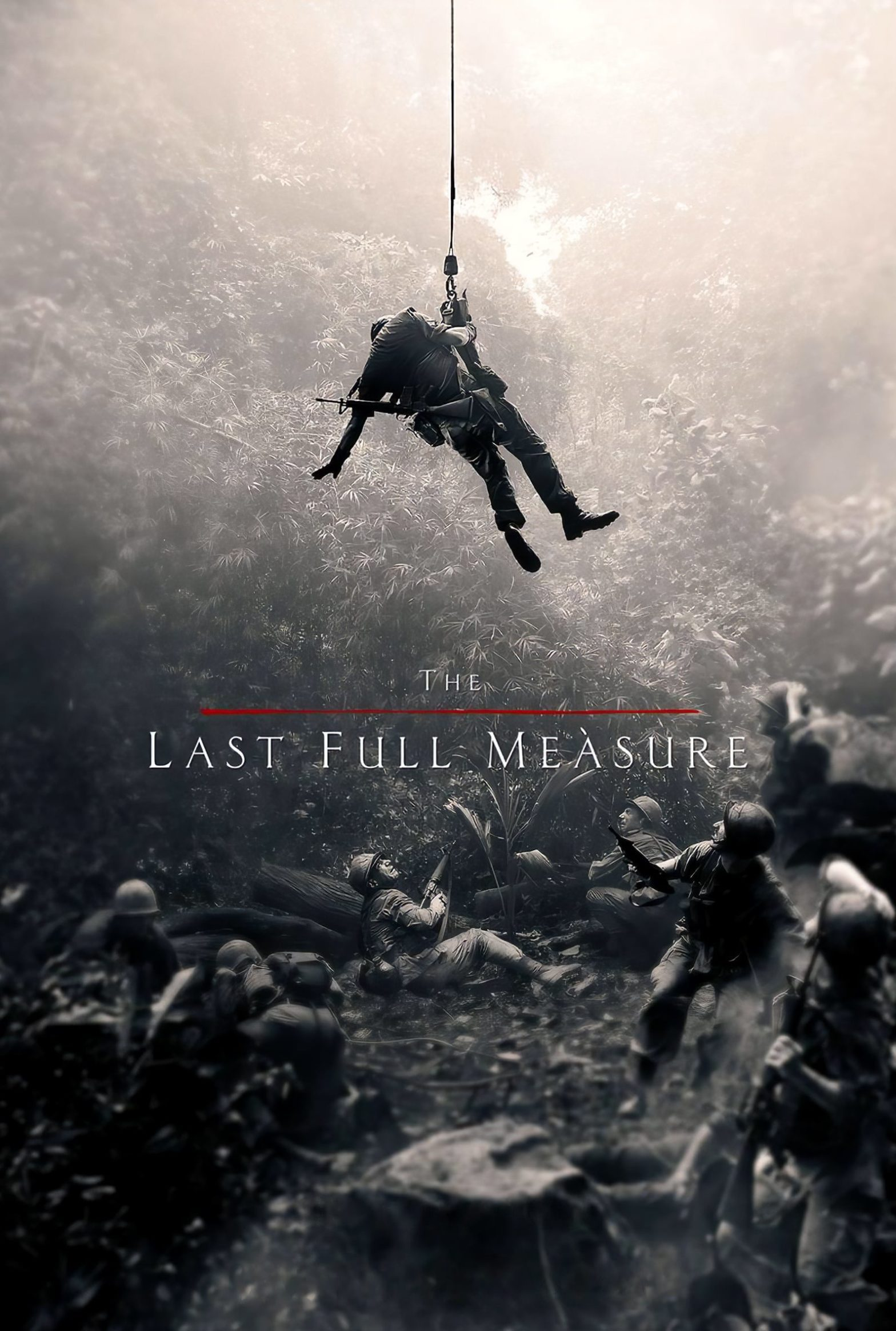 "Poster for the movie ""The Last Full Measure"""