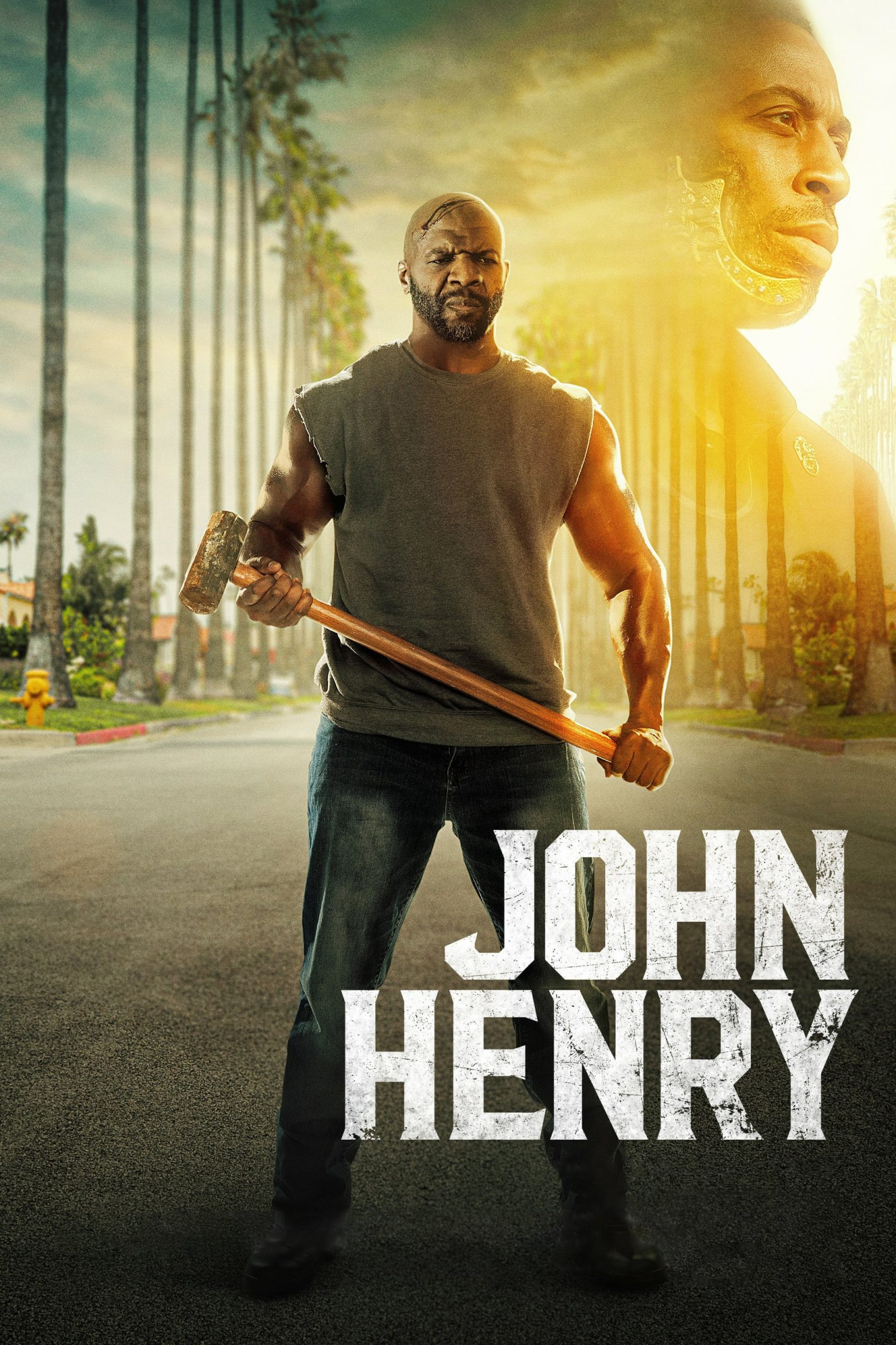 "Poster for the movie ""John Henry"""
