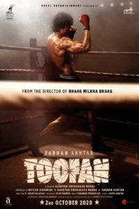 "Poster for the movie ""Toofan"""