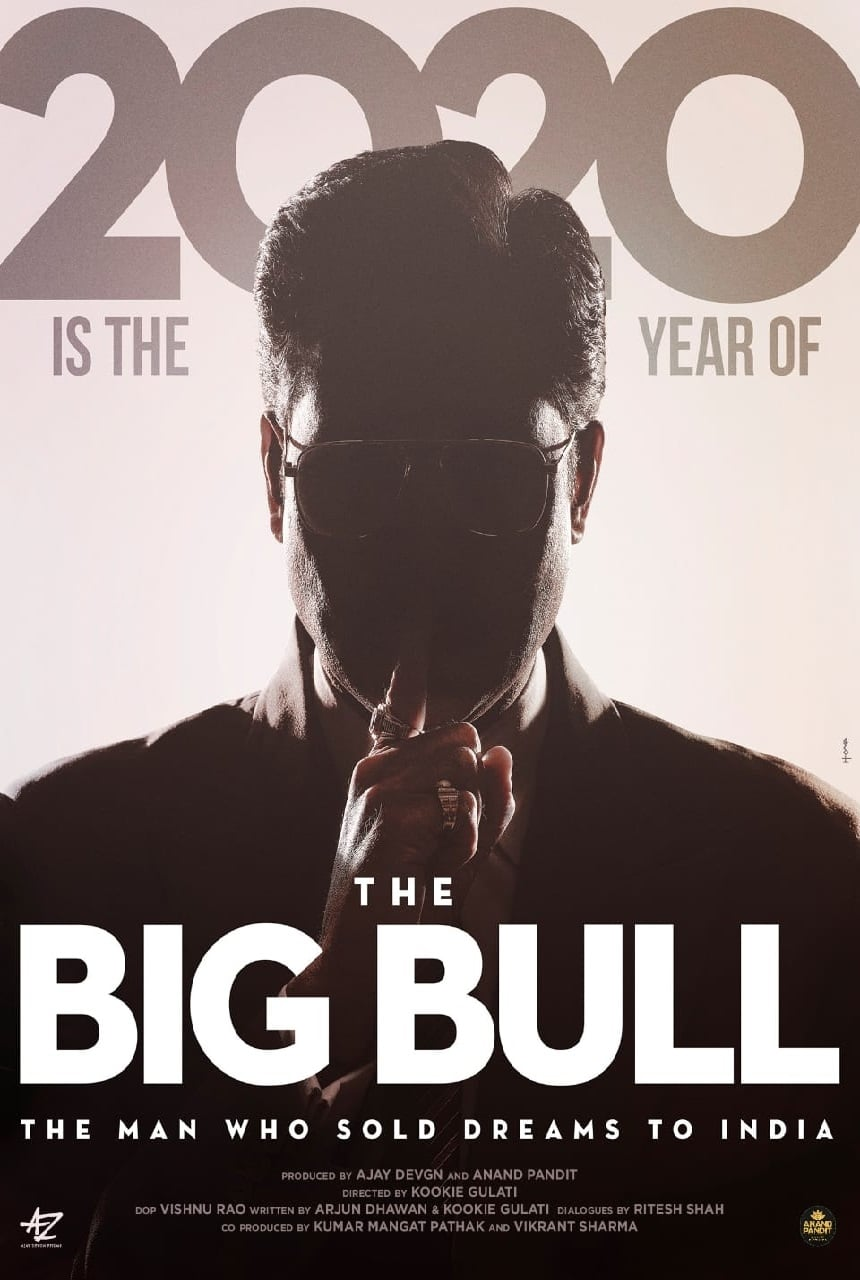 "Poster for the movie ""The Big Bull"""