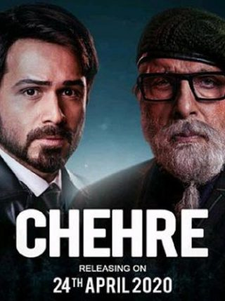 "Poster for the movie ""Chehre"""