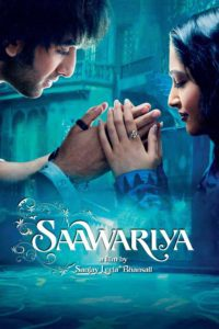 "Poster for the movie ""Saawariya"""